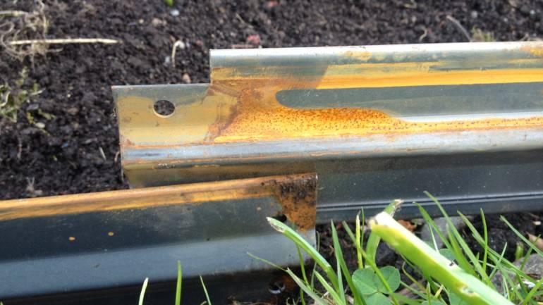 Bruk kantprofiler hvis du vil ha et et ryddig uttrykk i hagen