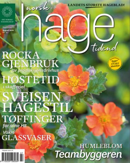 norske hage tidend