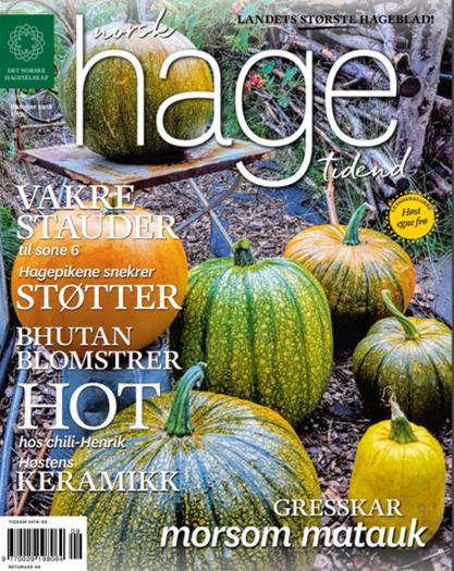 Norsk Hagetidend nr. 9